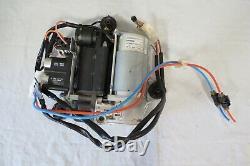 00 01 02 03-08 BMW e53 X5 e65 e66 7-series Air Ride Suspension Compressor Pump
