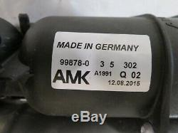 06-12 Mercedes w164 ML x164 GL Air Ride Suspension Compressor Pump w Valve AMK