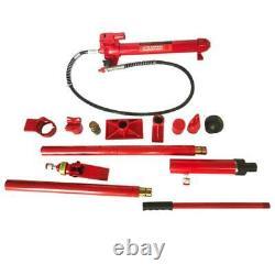 10 Ton Porta Power Air Pump Autobody Frame Repair Hydraulic Jack frame repair