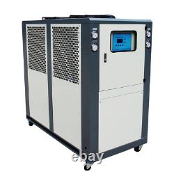10 Tons Industrial Air Cooled Chiller 460V 3-Phase