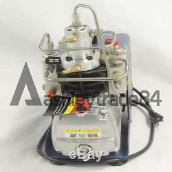 110V 30MPa PCP Electric High Pressure System Rifle Air Compressor Pump US
