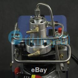 110V 30Mpa PCP Electric Air Compressor Pump/ High Pressure System Rifle