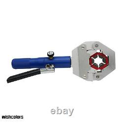 1500 Hydra-Krimp A/C Hose Hydraulic Crimper Kit Air Conditioning System Hose wis