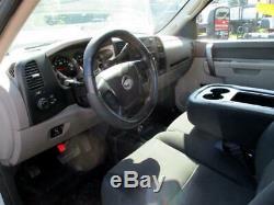 2013 Chevrolet Silverado 3500 EXT CAB. 4X4 UTILITY HYDRAULIC PUMP / AIR COMPR