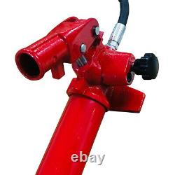 20 Ton Hydraulic Jack Air Pump Lift Porta Power Ram Repair Tool Kit Auto Truck