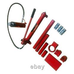 20 Ton Porta Power Air Pump Autobody Frame Repair Hydraulic Jack Tool Kits