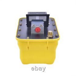 2.3L 10,000PSI Air Hydraulic Foot Pedal Pump Auto Body Frame Machines Pneumatic