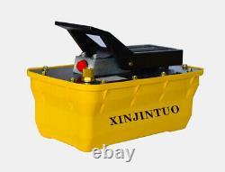 2.3L Girder Air-driven Hydraulic Pump Correction Pneumatic Hydraulic Foot Pump