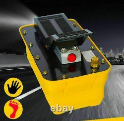 2.3L Girder correction pneumatic hydraulic foot pump Air-driven hydraulic pump