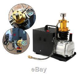 30MPA Air Compressor Pump High Pressure PCP Electric Pressure Setting 4500PSI DE