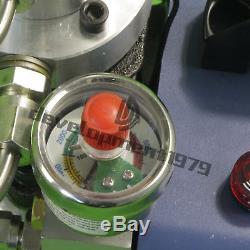 30MPa 4500PSI Electric Air Compressor Pump PCP High Pressure System Rifle