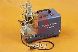 30MPa 4500PSI High Pressure System Rifle Electric Air Compressor Pump PCP