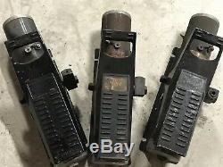 (4) TTST Air Hydraulic Pumps Model TK608 10,000psi