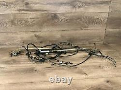 97 04 Mercedes R170 Slk230 Slk320 Convertible Roof Top Hydraulic Latch Lock Oem