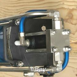 AIR DRIVEN GAS BOOSTER Mfr. Hydraulics Intl. Mdl. 5G-DD-14-VATRAN #925-2214