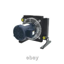 AKG AL5-3 Forced Air Oil Cooler, 230/460VAC, 0.25 HP