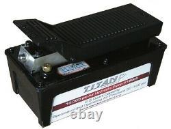 AME 15905 2.5 Quart Titan Air/Hydraulic Pump, Aluminum Reservoir 10,000 PSI