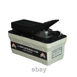 AME 98251 2.5 Quart Air / Hydraulic Pump, Plastic Reservoir 10,000 PSI