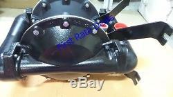 ARO 666152-2EB-C 1-1/2 Air Double Diaphragm Pump 90 GPM 200F 4RN28 120psi Metal