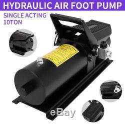 Air Foot Pump 10 Ton Porta Power Control Lift Replacement 10,000Psi
