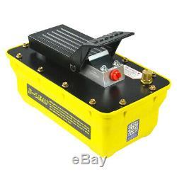 Air Foot pedal pump Air Powered Hydraulic Pump Multi-purpose Pump 2.3L