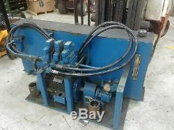 Air-Hydraulic systems Hydraulic pump 20 HP 60 gal reservoir