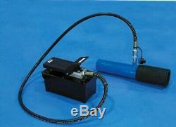 Air Operated Hydraulic Hand Pump 700 bar 10,000PSI Press Bush Tools