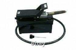 Air Operated Hydraulic Hand Pump 700 bar 10,000PSI Press / Bush Tools