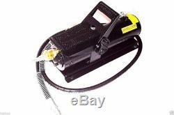 Air Power Hydraulic Foot Pump Machine Porta Power 1,000 Psi