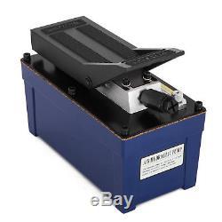 Air Powered Hydraulic Pump 10,000 PSI Foot Single Acting Hydraulic AW-46