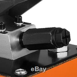 Air Powered Hydraulic Pump 10,000 PSI Hydraulic Foot Pedal Power pump
