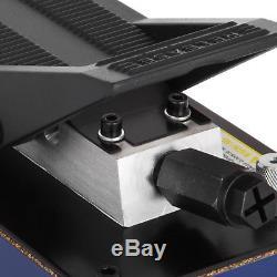 Air Powered Hydraulic Pump 10,000 PSI Pump Single Acting Pedal Auto Repair