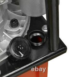 Air Pumper Double Acting Hydraulic Pump Solenoid Valve 8L Oil 10,000 PSI