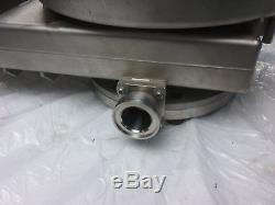 Air Swing Vacuum Varian 951-5212 6 ASA Gate Valve Industrial Pump Hydraulics