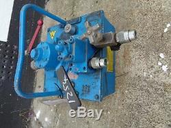Air driven hydraulic pump AIR PNEUMATIC