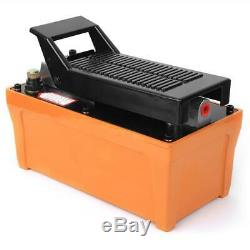Auto Body shop Air Hydraulic Foot Pump 10000, PSI 1.6L Foot Pedal High Pressure