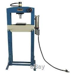 BAILEIGH INDUSTRIAL HSP-20A Hydraulic Press, 20 t, Air Pump