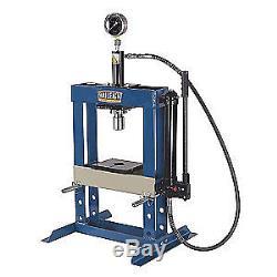 BAILEIGH INDUSTRIAL Hydraulic Press, 30 t, Air Pump, HSP-30A