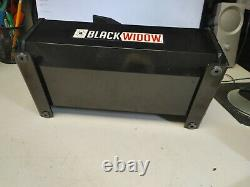Black Widow air/hydraulic foot pump for Hydraulic lift table