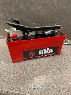 Bva Air/hydraulic Foot Pump 10,000 Psi Pa1500