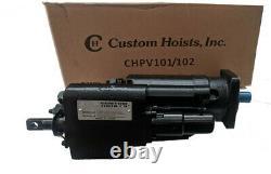 C102-25 DUMP TRUCK PUMP WITH AIR SHIFT (Commercial Hydraulic Pump-Parker)