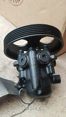 Citroen Xantia 2L Petrol + Air Con Hydraulic Pump 6 Pistons 96132595 4007F4