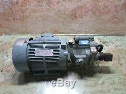Daikin Hydraulic Pump Motor M15a1-2-40 Vi5air-80 Vi5a1r-80 Mori Seiki Sl-3h Cnc