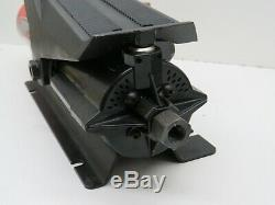 Dayton 4Z482 Air Powered Hydraulic Pump 10,000 PSI Max Capacity