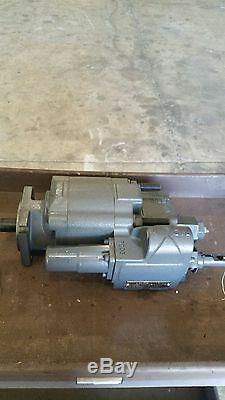 Dump Pump Truck Trailer Hydro Hydraulic Pump Max 49gpm Air Shift
