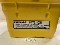 ENERPAC 82C-0AP Turbo II Air Hydraulic Pump, Air Powered PATG1102N 82C-OAP