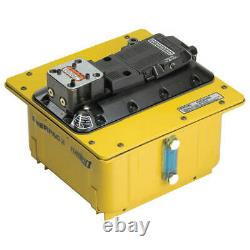 ENERPAC Air Powered Hydraulic Pump Capacity (PSI) 1250 to 5000 PASG50S8S