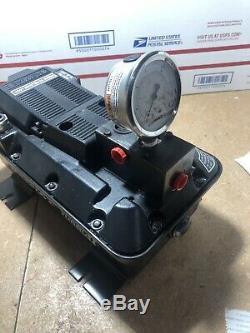 ENERPAC Air Powered Hydraulic Pump Turbo 2 II PACG5002SB