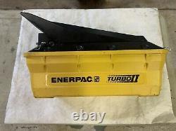 ENERPAC PATG-1102N TURBO II HYDRAULIC PUMP For Parts