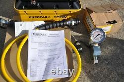 ENERPAC PATG-1102N TURBO II HYDRAULIC PUMP withGA45GC & HC7206C USA MADE PUMP
